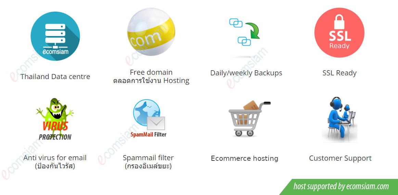 เริ่มต้นเปิดร้านออนไลน์ เว็บขายสินค้าออนไลน์ ขายของออนไลน์ ได้ทันที! ระบบจัดการร้านค้าที่ทรงประสิทธิภาพมากมาย ที่ช่วยให้คุณออกแบบหน้าร้านขายออนไลน์ ด้วยเทมเพลต สีธีม เมนูเว็บไซต์และอื่นๆ อีกมากมาย