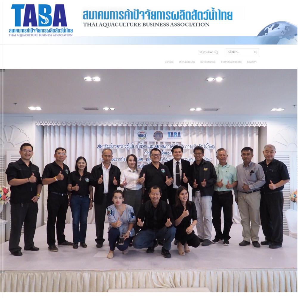 เว็บไซต์ องค์กร ธุรกิจ - เว็บไซต์สมาชิก เว็บไซต์สำเร็จรูป ninenic - tabathailand.org