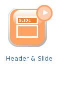เว็บไซต์สำเร็จรูป : แนะนำการใช้งานเว็บไซต์สำเร็จรูปและการจัดทำเว็บไซต์ : web site builder : การใส่ภาพส่วนบน header ของเว็บไซต์และการสร้าง Slide ในเว็บไซต์