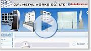 web design : ออกแบบเว็บไซต์ crmetalworks