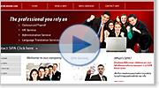 web design : ออกแบบเว็บไซต์ payroll